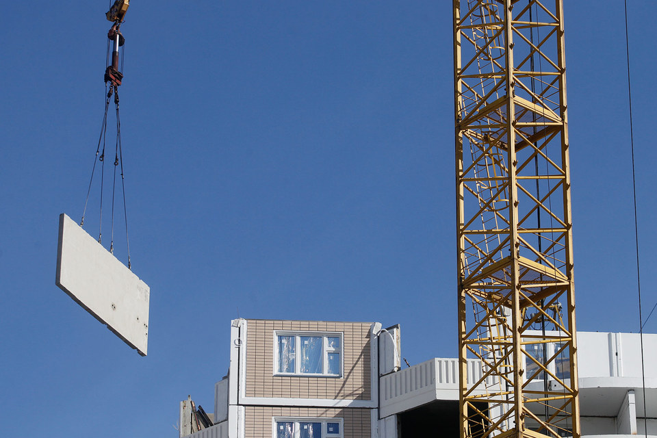 На 109 га можно построить 1,558 млн кв. м.