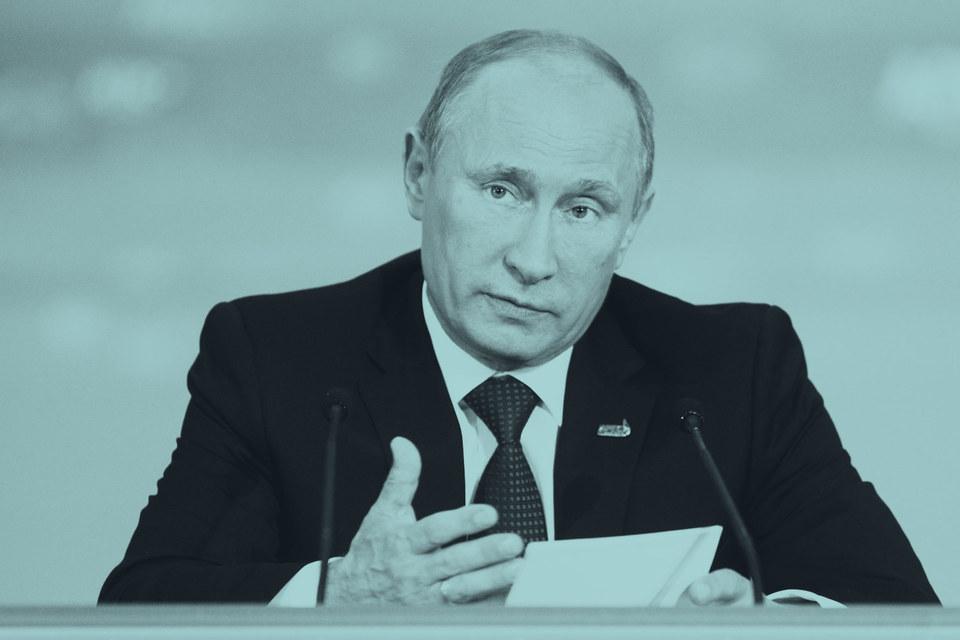 Человек недели: Владимир Путин