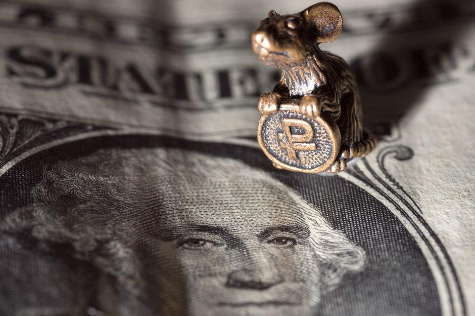 Курсы обеих валют находятся на минимумах более чем за месяц