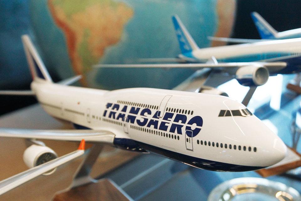 Росавиация может запретить «Трансаэро» летать