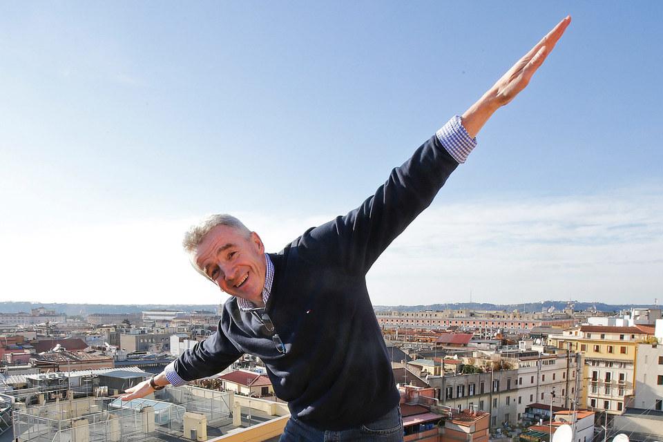 Генеральный директор Ryanair Майкл О'Лири