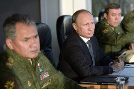 Путин пока доволен операцией в Сирии
