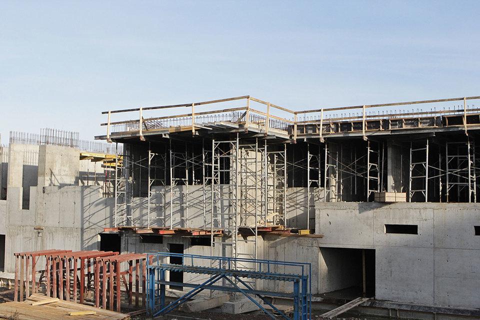 ГК «Город» строит в Петербурге три жилых комплекса - «Ленинский парк», «Прибалтийский» и «Морская звезда»