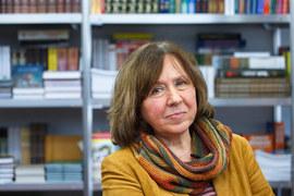 Светлана Алексиевич – писатель, а не политик или журналист