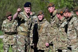 Как долго войска НАТО будут оставаться в Балтии, не определено