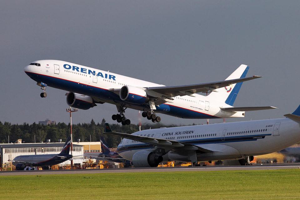 У Orenair в парке всего три Boeing-777. До спада туристического рынка в 2014 г. компания как раз специализировалась на чартерных перевозках