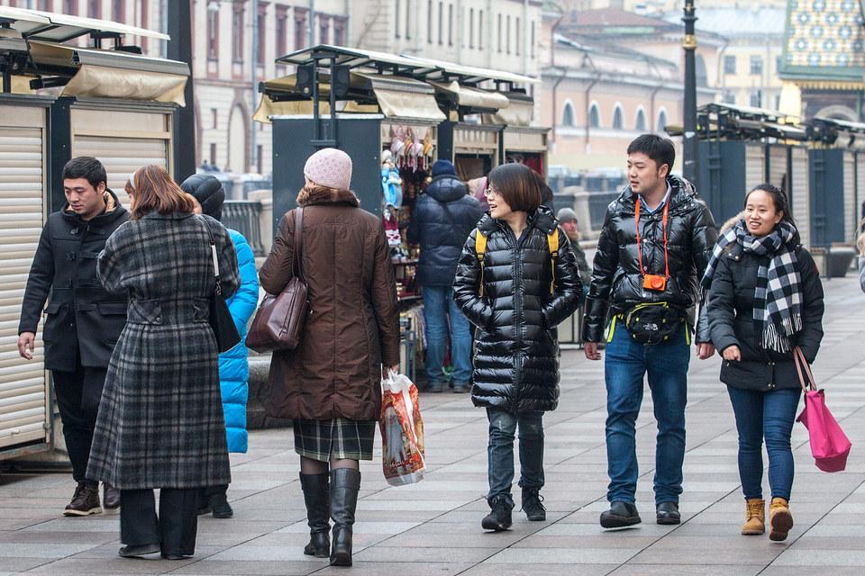 Китайцы предпочитают недорогие туры, рынок растет за счет массовости