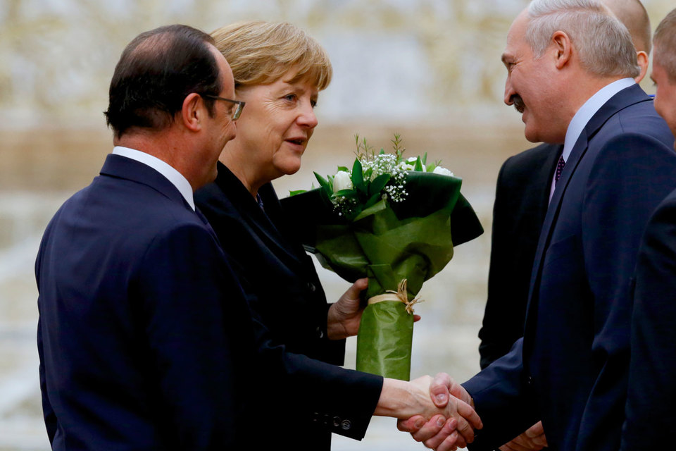 ЕС может простить Лукашенко