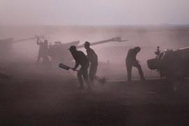 Наступление сирийской армии