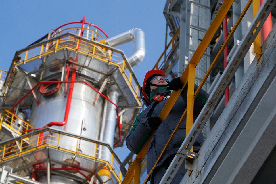 В нефтепереработку «Башнефть» планирует вложить 120 млрд руб. до 2020 г.