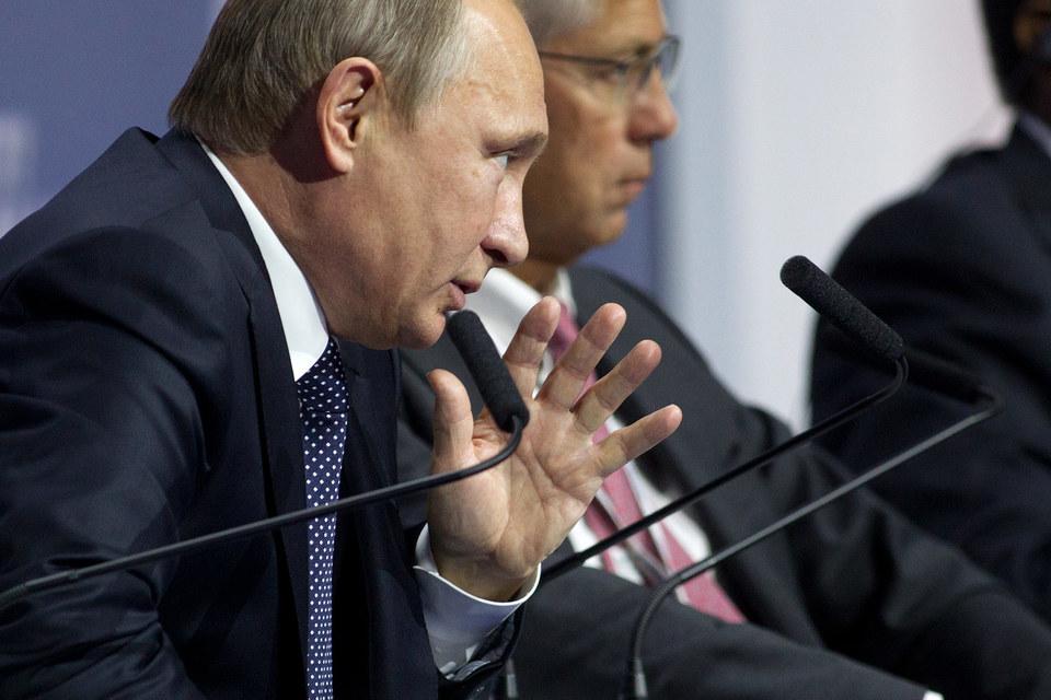 Путин рассказал, что происходит с экономикой
