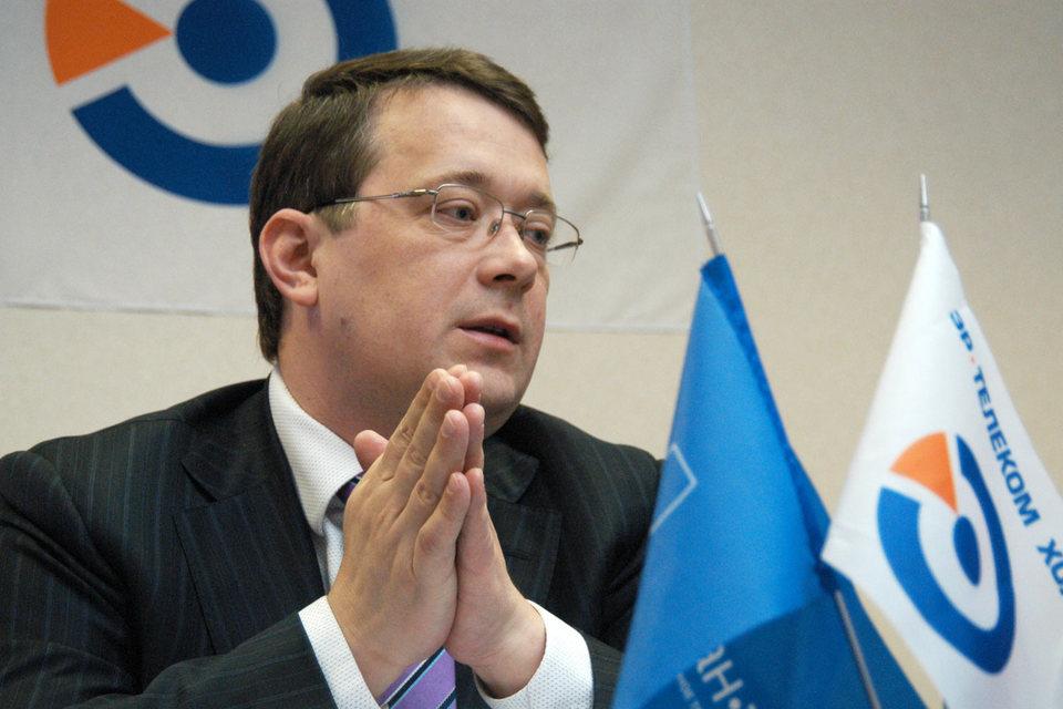 Генеральный директор холдинга «Эр-телеком»
