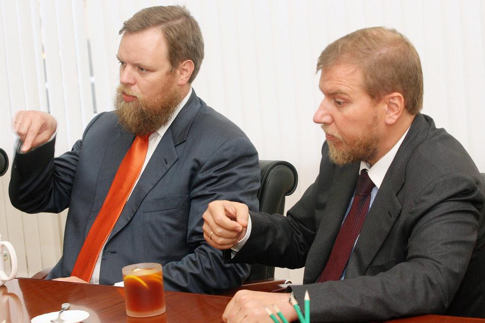 Братья Ананьевы стали крупнейшими акционерами «Возрождения»
