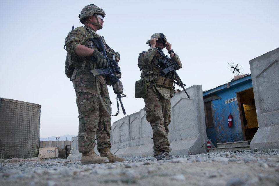 По словам президента США, вооруженные силы Афганистана прогрессируют
