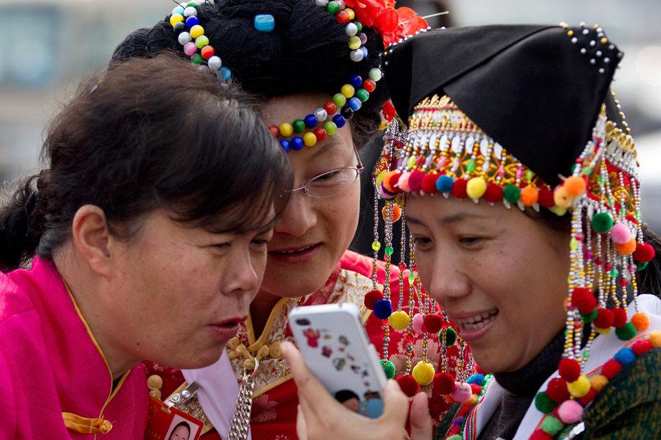 В телекоммуникационной отрасли Китая, как и в финансовом, энергетическом и других секторах, доминируют государственные предприятия