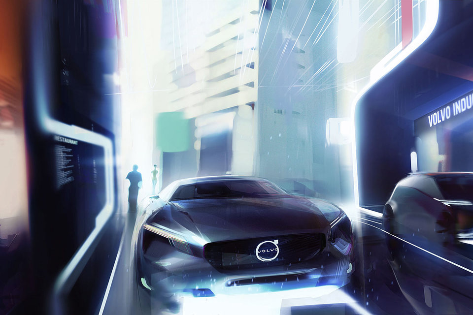 Полностью электрический автомобиль начнет продаваться в 2019 г., сообщила компания