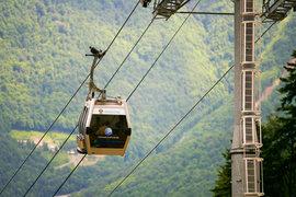 Компания «Красная Поляна» строила горнолыжный комплекс «Горная карусель» и олимпийские трамплины в Сочи