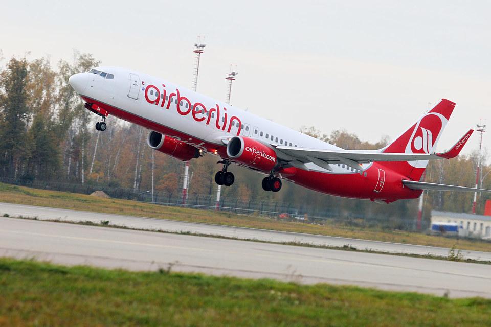 Air Berlin уйдет с российского рынка