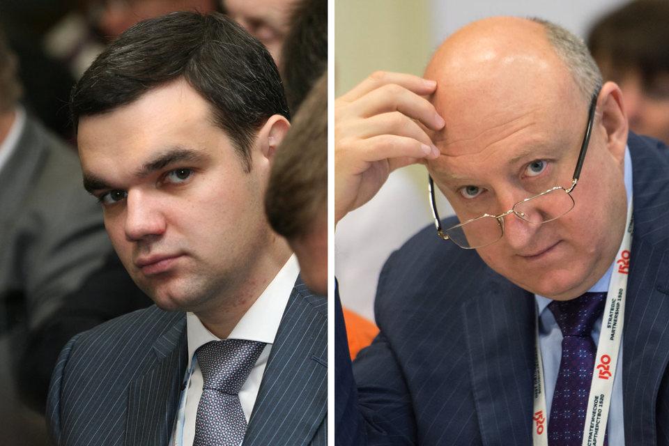 Алексей Тайчер (на фото слева) сменит Виталия Евдокименко