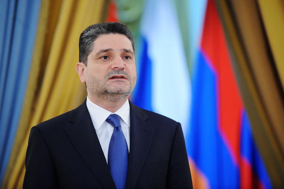 Коллегию Евразийской экономической комиссии возглавит бывший премьер-министр Армении Тигран Саркисян