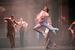 Зрители увидели  избранные партии из постановок мастера: «Чайковский», «Я – Дон Кихот», «Реквием», «Евгений Онегин», «Красная Жизель», «Роден», «Анна Каренина», «Up & Down».