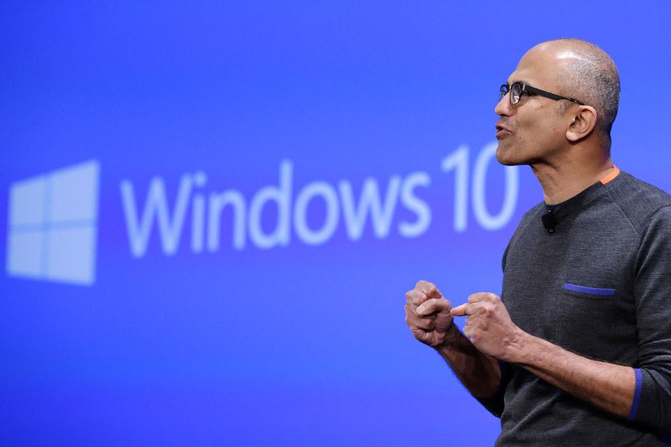 Сатья Наделла работает в Microsoft на протяжении 22 лет
