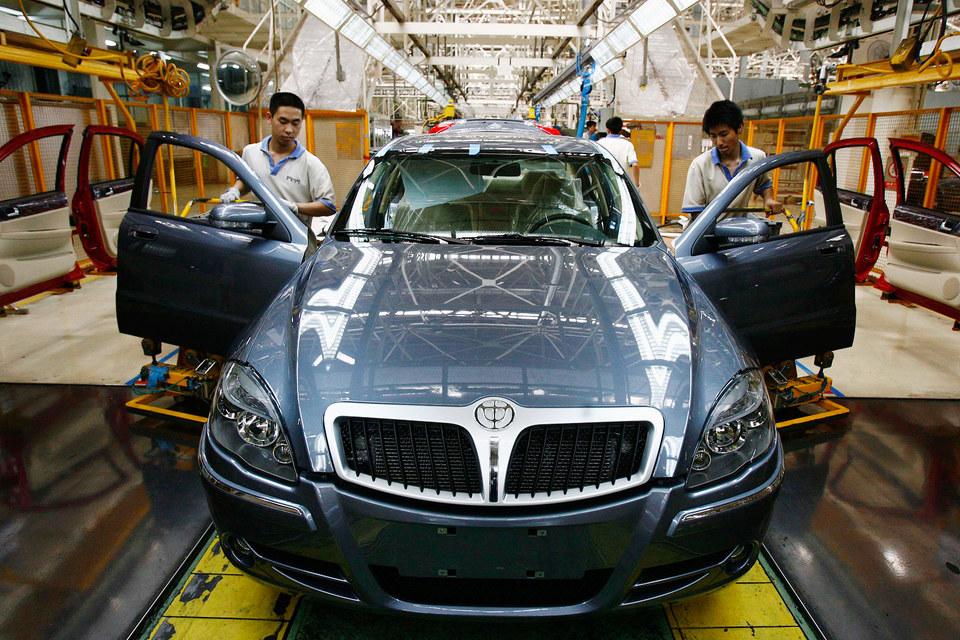 Brilliance Auto собирается построить в России завод при дальнейшей положительной динамике продаж и достижении уровня в несколько десятков тысяч проданных автомобилей