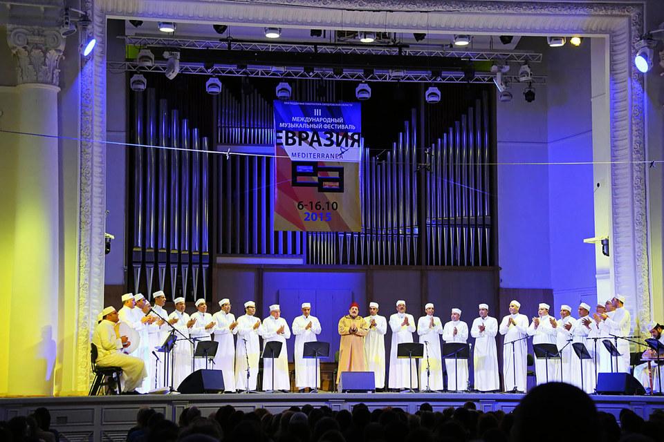 Египетские суфии спели в Екатеринбурге древние ритуальные мелодии