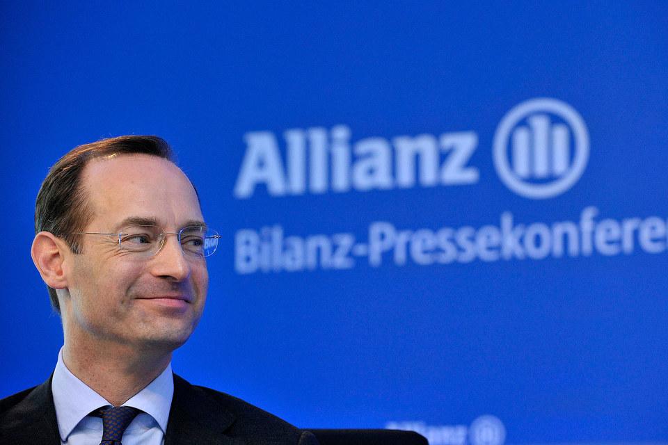 Председатель правления Allianz SE Оливер Бэте