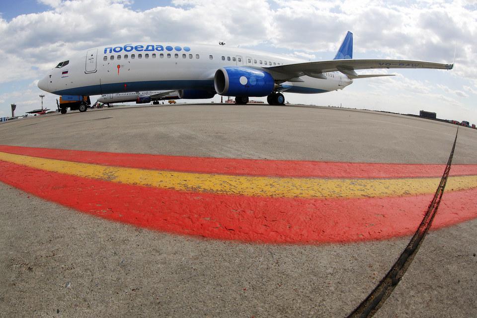 Авиакомпания «Победа» хочет начать регулярные рейсы в Киев и страны Западной Европы
