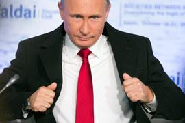 Путин рассказал, чего добивается Россия