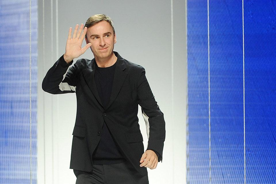 Раф Симонс был креативным директором Christian Dior с 2012 г.