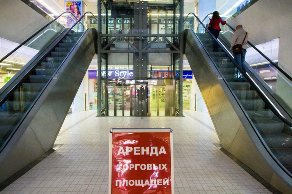 За последние три месяца в действующих торговых центрах Петербурга закрылось на 20% больше арендаторов разных профилей, чем открылось новых