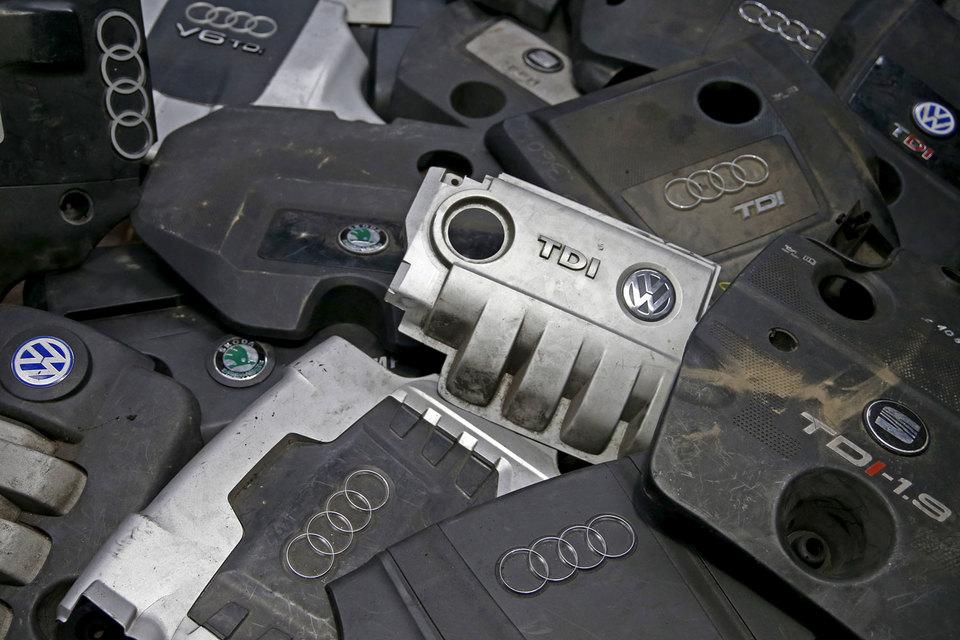 На прошлой неделе Volkswagen объявил, что отзыв автомобилей в Европе будет проводиться до конца 2016 г.