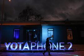 Первый российский смартфон YotaPhone стал китайским