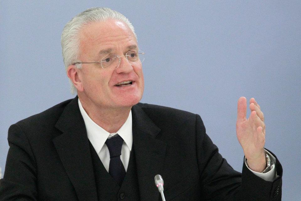 Филипп Буайя - директор генеральной дирекции по правам человека и верховенству права Совета Европы