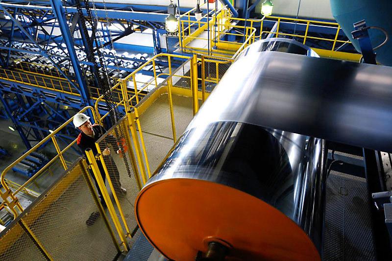 С начала года «Северсталь» произвела 6,4 млн т проката
