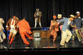 Конголезское шоу Алана Плателя выглядит как безумное концертное  ревю