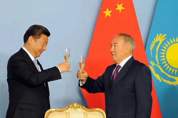Как Китай отвоевывает у России Центральную Азию