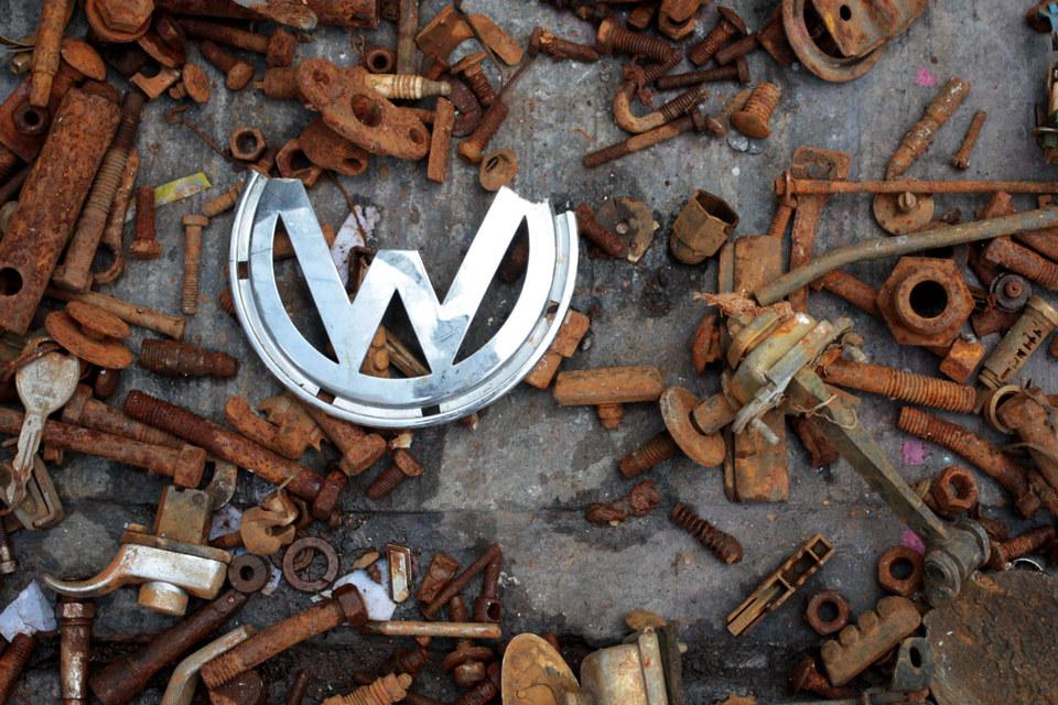 Volkswagen еще не почувствовал эффект «дизельгейта»