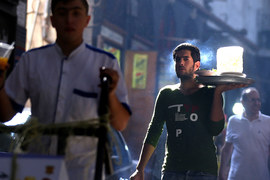 Для многих в Дамаске операция России – это вздох облегчения