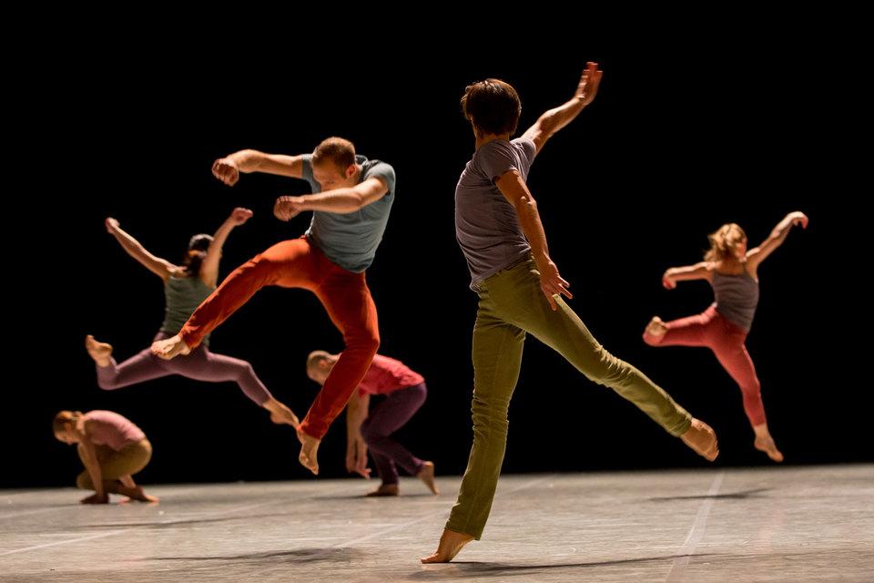 У Охада Нахарина танцуют не звезды, но индивидуальности
