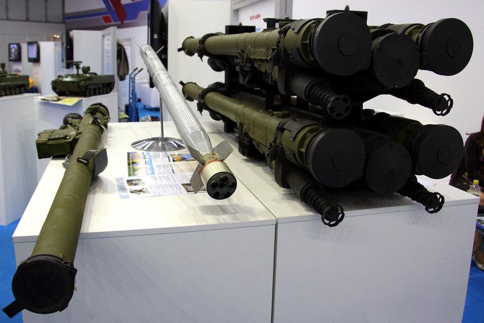 ПЗРК Игла-С и комплект Стрелец для стрельбы ракетами из состава ПЗРК типа Игла на форуме «Технологии в машиностроении»