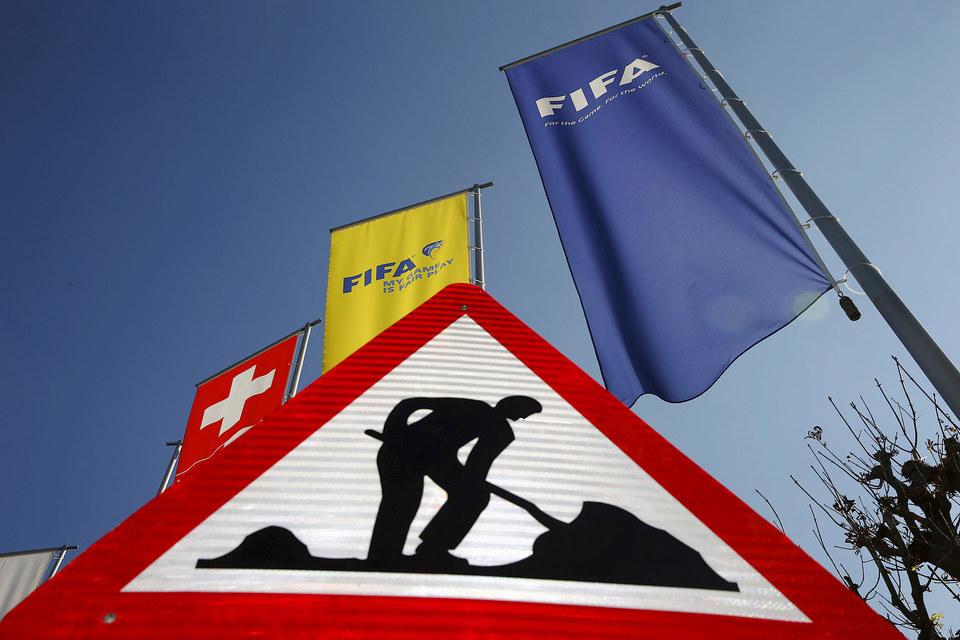 Выборы президента FIFA пройдут 26 февраля 2016 г. на конгрессе федерации в швейцарском Цюрихе