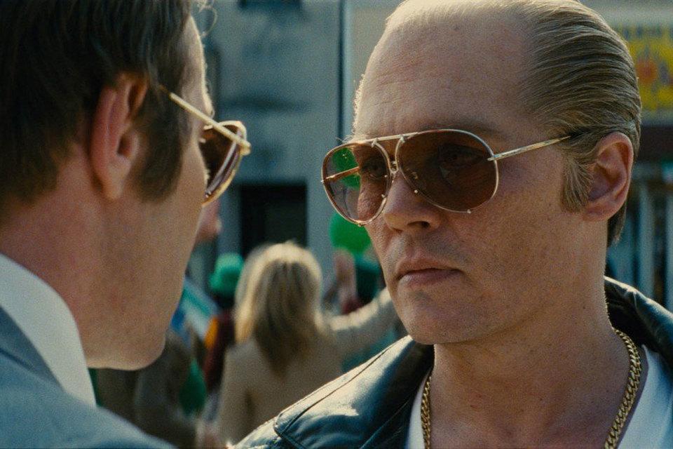 Если персонаж Джонни Деппа в «Черной мессе» страшен, то герой Джоэла Эджертона (слева) просто противен