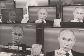 О действиях во внешнем мире россиянин узнает преимущественно из телевизора – логично, что президент, как телевизионный герой, не имеет альтернативы