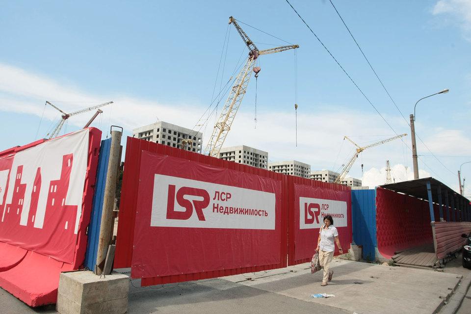 ЛСР продала городу больше всего квартир