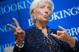 Директор-распорядитель МВФ Кристин Лагард знает, как разобраться с долгами Украины