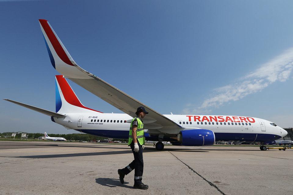 Из десяти Boeing-737NG «Трансаэро» в этом году успела получить только один