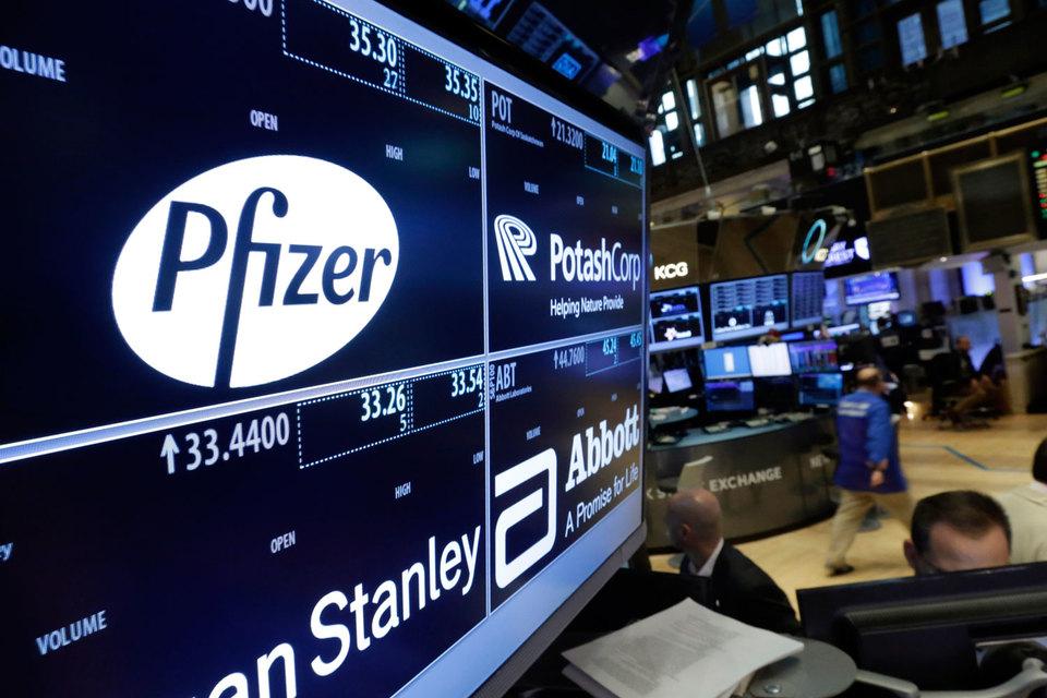Благодаря Allergan рост выручки Pfizer может ускориться